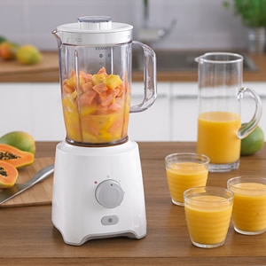 food processor and blender
