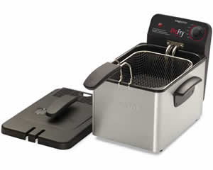 Best Deep Fat Fryer for a Large Family