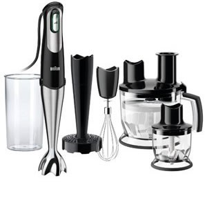 Braun MQ777 Multiquick 7 Hand Blender Review