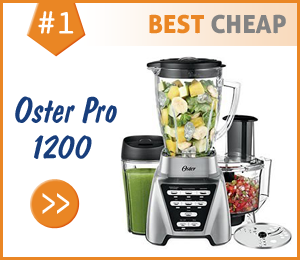 best blender and food processor combo