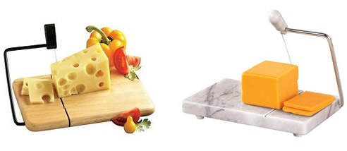 marble board cheese slicer