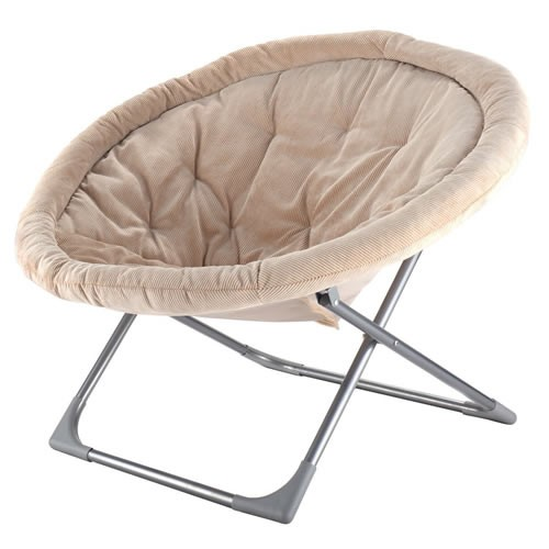 Giantex Saucer Chair Review