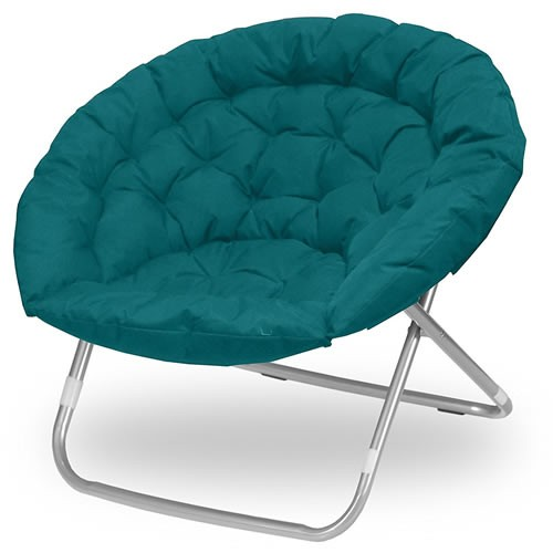 Urban Shop Oversized Saucer Chair Review