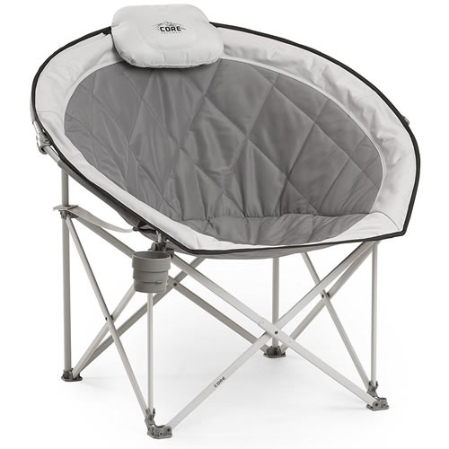 Core Equipment Folding Oversized Saucer Chair Review