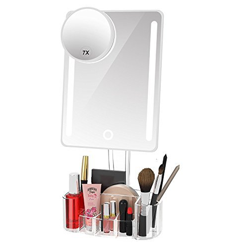 Artifi LED Ligted Mirror with Organizer Review