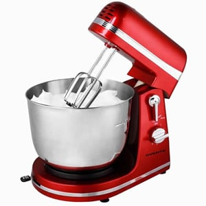 Ovente 3.7 Quart 6-Speed Professional Stand Mixer Review