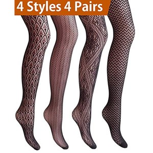 VERO MONTE Fishnet Tights Review