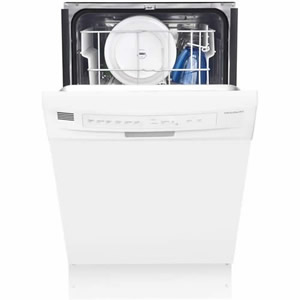 Frigidaire FFBD1821MW Built In Full Console Dishwasher in White Review