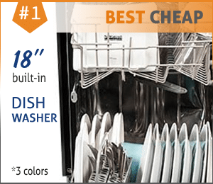 buy best 18 inch dishwasger
