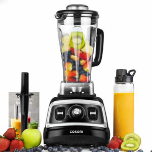 COSORI 1500W Blender for Shakes and Smoothies Review