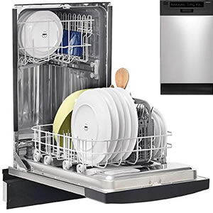 Frigidaire FFBD1821MS 18 Built-in Dishwasher Review