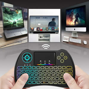 Best Wireless Keyboard for Smart TV