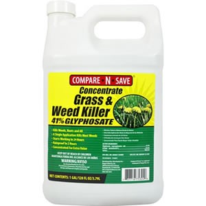 Compare-N-Save Concentrate Grass and Weed Killer Review