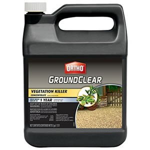 Ortho GroundClear Vegetation Killer Concentrate Review